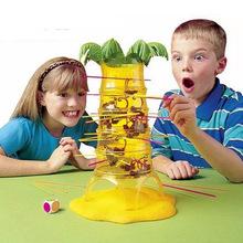 休閑多人桌上游戲玩具猴子爬樹游戲 親子互動早教益智玩具批發