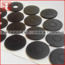 厂家供应定做成型单面背胶密封垫橡胶垫圈 硅胶防水垫圈 交货快捷