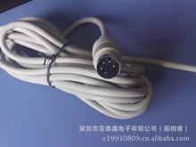医疗线材 数据线 新款 大定7频 DIN7频连接线 环保优质 厂家直销