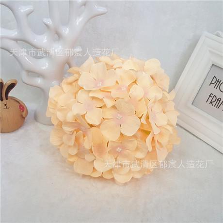 Mô phỏng hoa bóng bán buôn hoa cẩm tú cầu lễ khai mạc trang trí đám cưới hoa nhỏ bóng khách sạn bố trí cửa sổ hiển thị