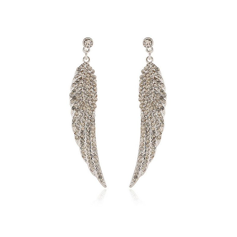 fashion angel wings earrings wholesale NHAYN336586