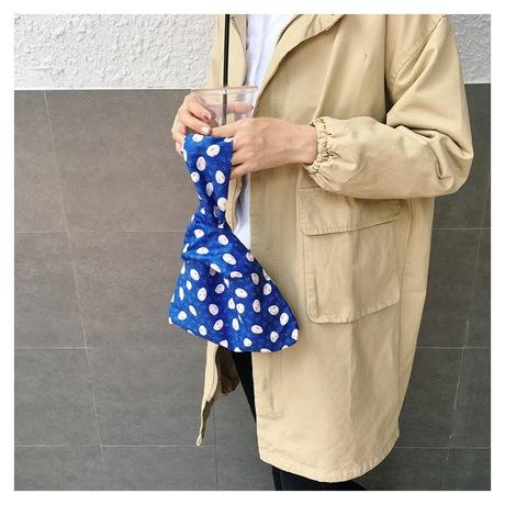 ST06 túi đeo tay hoa vàng nóng phong cách Nhật Bản và túi đeo tay gió đơn giản mang theo thay đổi điện thoại di động