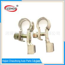 专业生产蓄电池接头厂家 铜卡头 接线头 铅合金电瓶桩头电瓶夹子