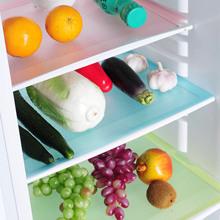 2373可裁剪防污冰箱垫 橱柜垫 吸潮易清洗隔热垫 4片装180G