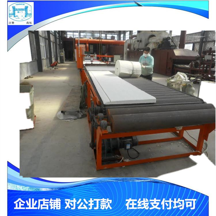 海门牌硅酸铝纤维针刺毯保温棉 硅酸铝甩丝针刺毯毡生产厂家