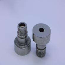 高精密鏡面拋光 304不銹鋼圓柱體雙端面平磨拋光加工 平面磨加工