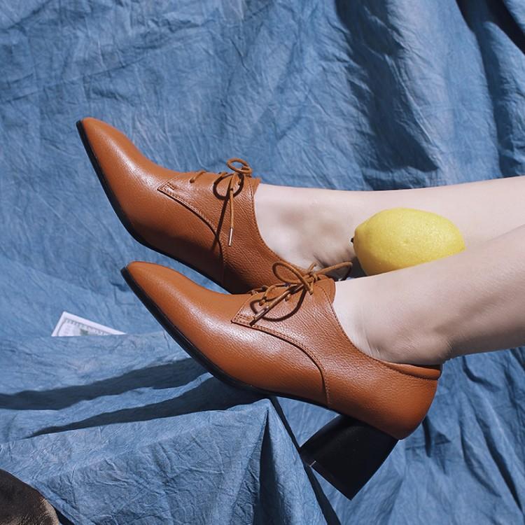女式时装单鞋