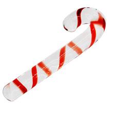 批發水晶玻璃冰火按摩棒 情趣用品小雨傘拐杖成人自慰器代發