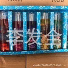 工廠定制玻璃杯果凍海洋系列貝殼花草果凍蠟燭裝飾各種配件蠟燭
