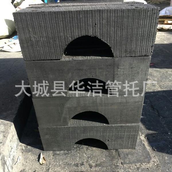 厂家空调木托 管托 垫木 保冷块 制定防腐水管木托蒸汽管道专用