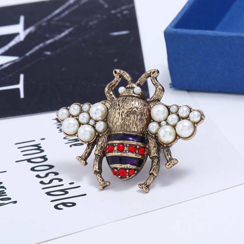 Fashion Alloy plating Rings Animal (Old alloy color)  NHKQ1451-Old alloy color