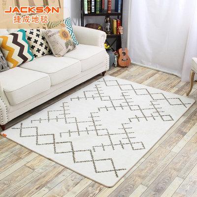 一件代发地毯 客厅卧室家居地毯北欧民族现代简约长方形可机洗