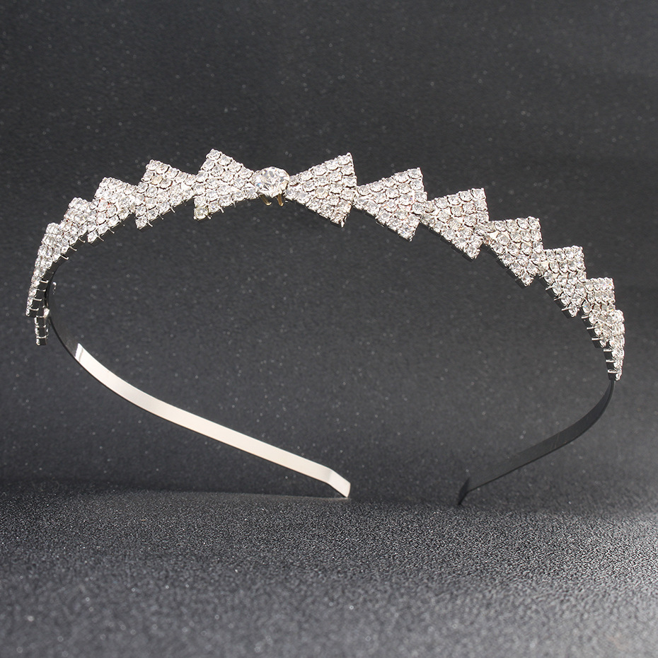 Alloy Fashion Geometric Hair accessories  (Alloy) NHHS0219-Alloy
