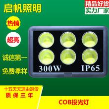 LED投光灯50W户外防水投射灯室外照明路灯led工地探照灯泛光灯具