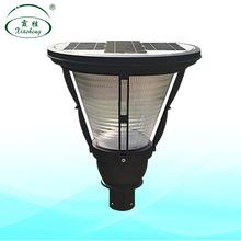 户外太阳能庭院灯 铝制锂电池一体式化草坪灯 小区广场优质景观灯