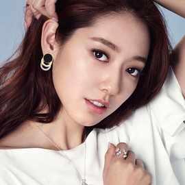 S925纯银耳环韩国耳钉女气质个性潮人大气百搭简约防过敏耳饰B228