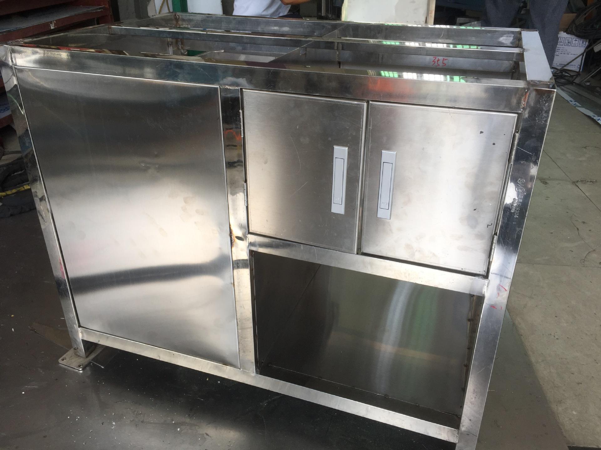 定钣金机箱机柜 不锈钢厚板钣金 钣金切割设备供应