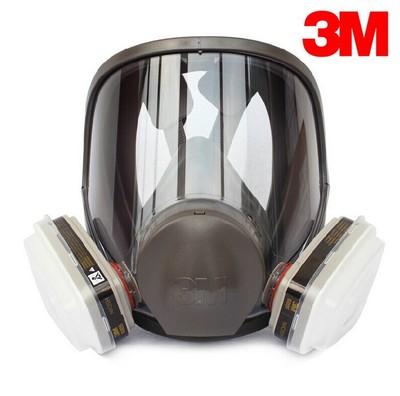 6800防毒面具 3M6800全面具 3M硅胶大视野面具