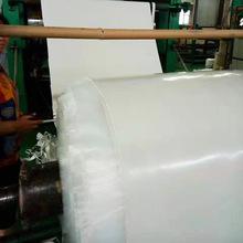 销售乳白色耐高温2mm硅胶板 抗撕拉防腐防油硅胶皮 耐高温硅胶垫