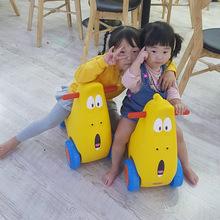 臭屁虫滑行车1-3岁宝宝助跑车摇摆平衡玩具
