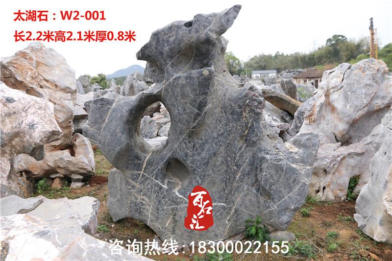 太湖石W2-001 (1)