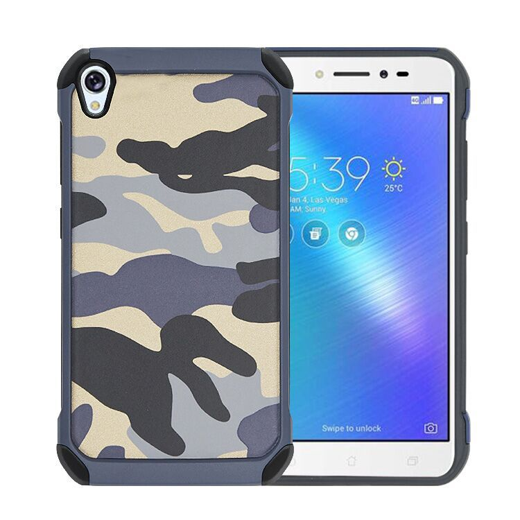 free shipping cfcbb f0c77 Asus Zenfone Live ZB501KL ARMY Protective Tough Case