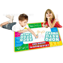 Graphic Cognitive Painting Magical Magic Water Canvas Graffiti Writing Carpet Child Early Learning Educational Toys Foreign Trade