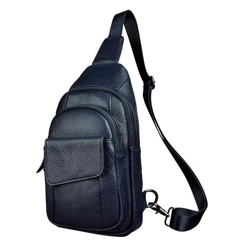 casual moda peito sling saco 8
