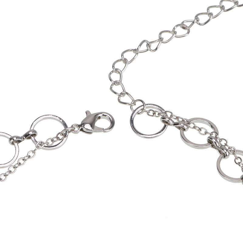 other coppernecklace (Silver)NHYT0245-Silver