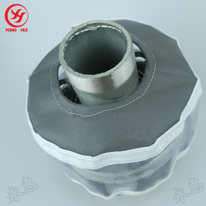 四氟透明法兰保护罩安全防溅保护耐酸碱耐高温耐腐蚀 厂家直销