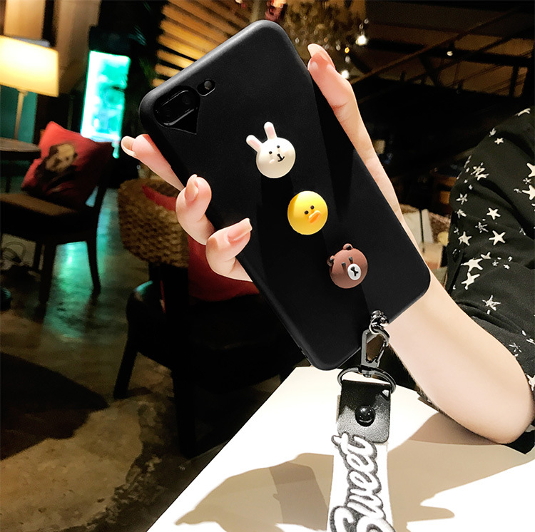 Stylish and simple apple silicone phone case NHJP133353 For iphone