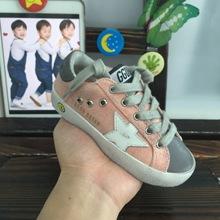童鞋春 韩版做旧女童休闲鞋帆布时尚板鞋小脏鞋厂家直销批发