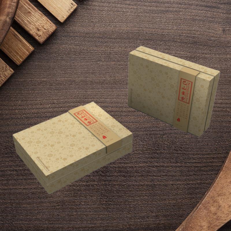 印刷厂家直销手工盒、天地盖盒子、白盒现货、产品包装盒设计印刷