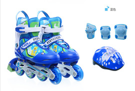 Inline Pulley Shoes Children's Pulley Shoes Children's Pulley Shoes Sets Skates