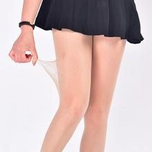 夏季薄款连体丝袜天鹅绒任意剪丝袜女防脱?#32771;?#22823;连裤透明袜子批发