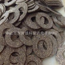 专业生产耐油 耐温软木橡胶密封垫片 橡胶软木密封垫圈