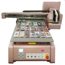 浙江杭州白彩同步打印UV数码彩印机 厂家直供即打即干打印机