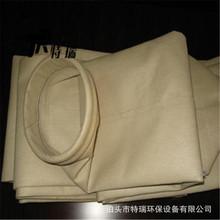 覆膜250*3米扁布袋除塵器濾袋 水泥散裝機伸縮布袋收塵吸塵袋廠家