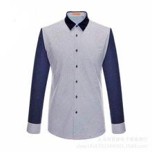 时尚男装冬季新款保暖男士衬衫加绒加厚长袖衬衫地摊货源剪标批发