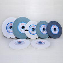 白刚玉砂轮 外圆磨床砂轮 陶瓷砂轮 磨床砂轮 WA40050203平行砂轮