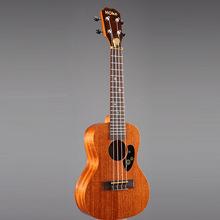 hoke亨克21寸尤克里里H1系列ukulele桃花芯木26寸四弦琴小吉他