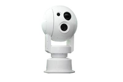 华网智能多光谱夜视仪球形光电转台三光谱夜视仪