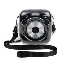 拍立得SQUARE SQ10相機專用透明殼水晶保護殼環保 帶繩無logo