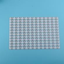 加工定制单层玻纤线路板双面白油pcb电路板生产批发厂家