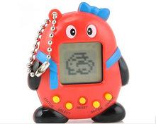 QQ Penguin loại máy trò chơi thú cưng điện tử 168 động vật trò chơi cổ điển xuyên biên giới độc quyền Thú cưng điện tử