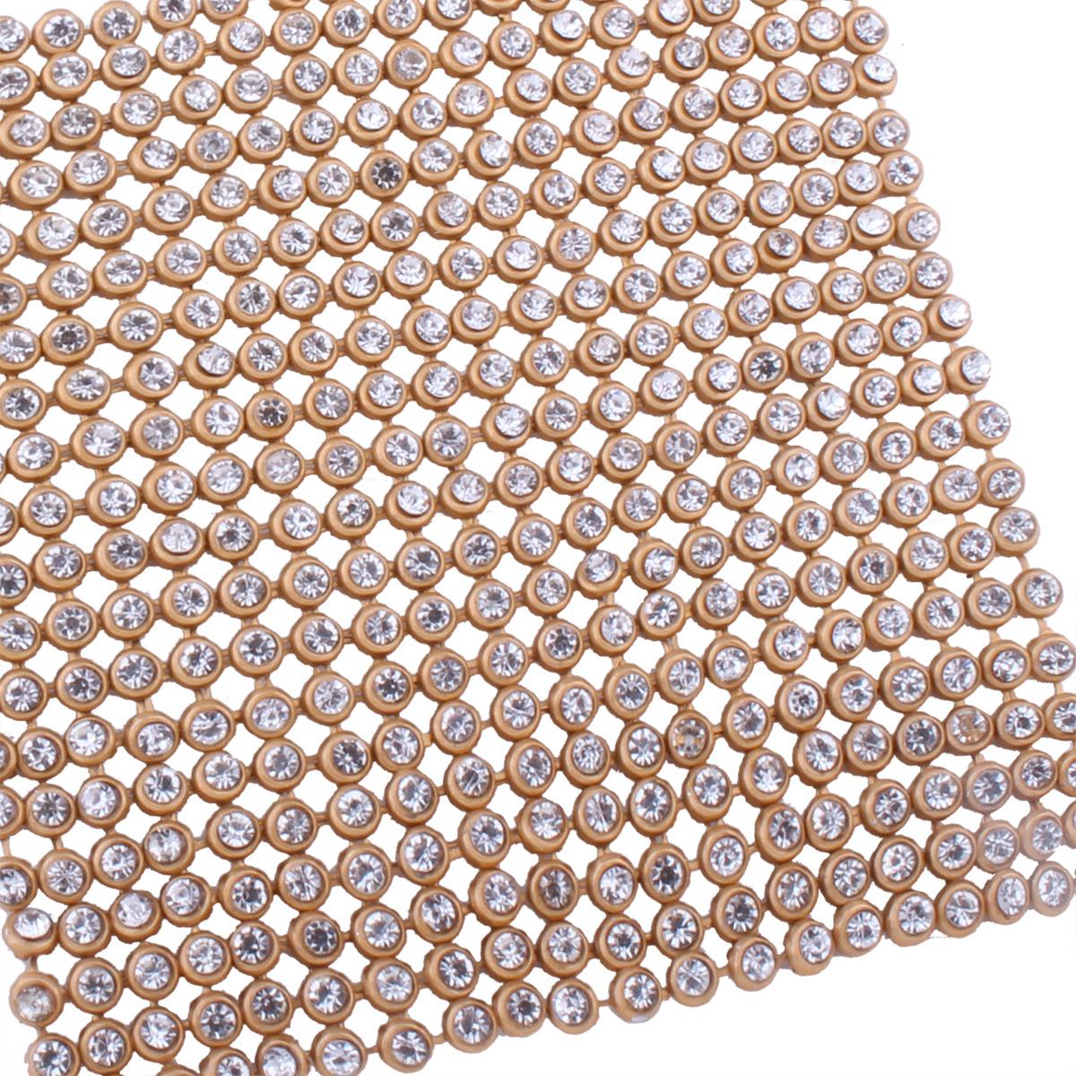 Occident and the United States alloy Diamond earring (Gun black)NHNMD3853-Gun black