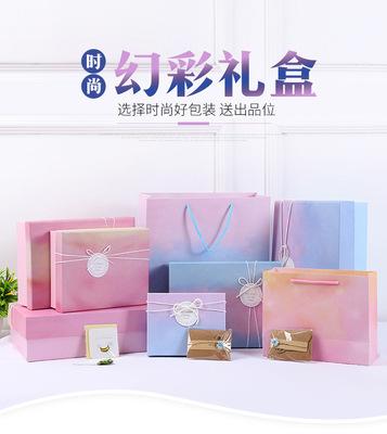 喜糖盒 喜糖袋 结婚欧式/创意 粉蓝色化妆品回礼糖盒