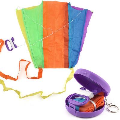 Thương mại nước ngoài mềm mại túi diều diều gấp Trẻ em giáo dục bảo vệ môi trường đồ chơi thay mặt cho một thế hệ