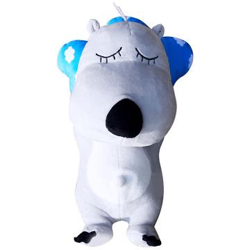 正版贝肯熊倒霉熊公仔毛绒玩具抱抱熊欠揍熊儿童玩偶生日礼物女生