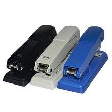 得力deli 0309 订书机装订定书机通用型12号钉书机财务办公用品